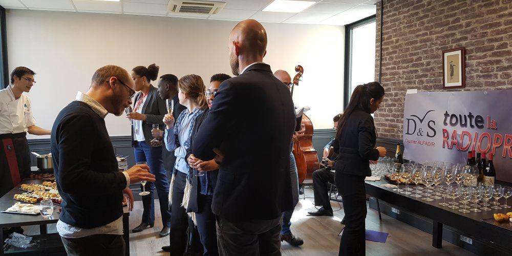Inauguration de notre agence de Vélizy