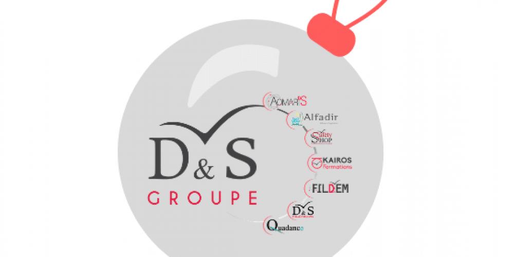 Calendrier de l'AVENT…ure du Groupe D&S