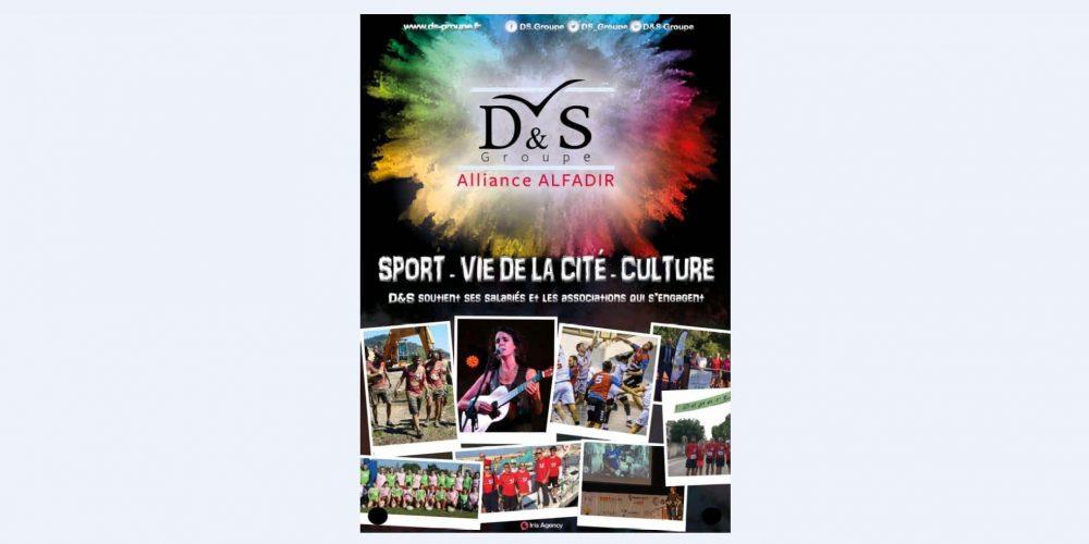 Le Groupe D&S, partenaire de la vie culturelle et sportive locale