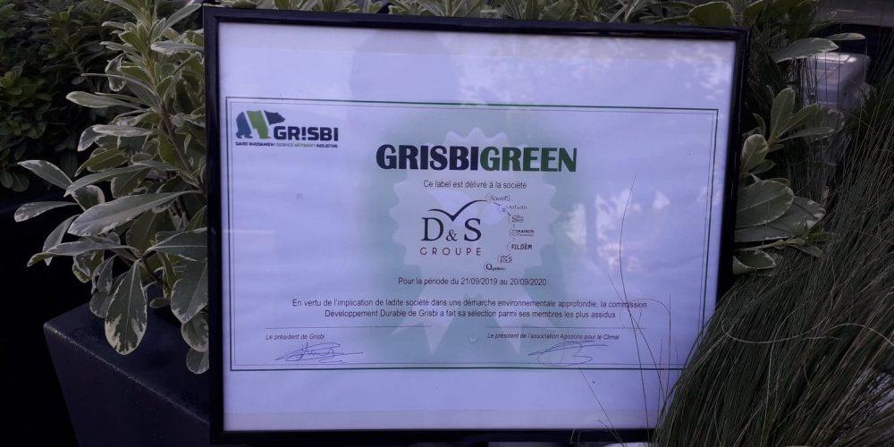 GRISBI GREEN