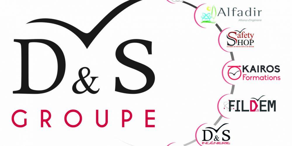Changement de logo pour le Groupe D&S !